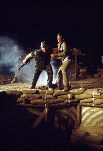 """""""The Green Berets,"""" Warner Bros. 1967.David Janssen © 1978 David Sutton - Image 3469_0149"""