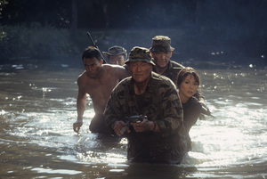 """The Green Berets""John Wayne, Irene Tsu, Jim Hutton, Jack Soo1967© 1978 David Sutton - Image 3469_0162"