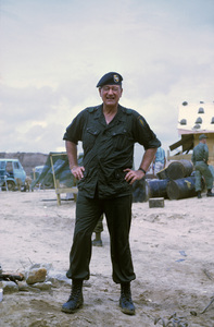 """The Green Berets"" John Wayne1967 © 1978 David Sutton - Image 3469_0170"