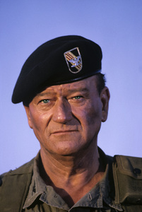 """The Green Berets""John Wayne1967© 1978 David Sutton - Image 3469_0171"