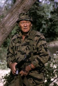 """The Green Berets""John Wayne1967 Warner Bros.© 1978 David Sutton - Image 3469_0198"