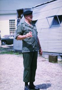 """The Green Berets,"" John WayneWarner Bros. 1967. © 1978 David Sutton - Image 3469_0210"