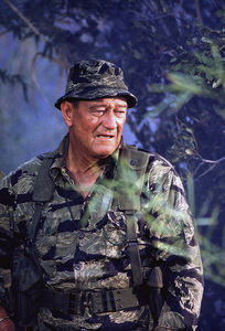 """The Green Berets""John Wayne1967 Warner Brothers© 1978 David Sutton - Image 3469_0215"