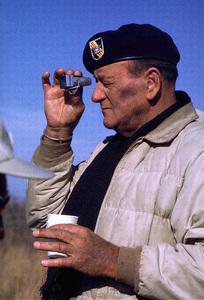 """The Green Berets,"" John WayneWarner Bros. 1967. © 1978 David Sutton - Image 3469_0220"