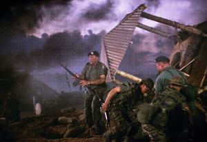 """The Green Berets,"" John WayneWarner Bros. 1967. © 1978 David Sutton - Image 3469_0228"