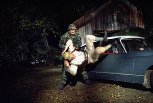 """The Green Berets,"" John WayneWarner Bros. 1967. © 1978 David Sutton - Image 3469_0230"