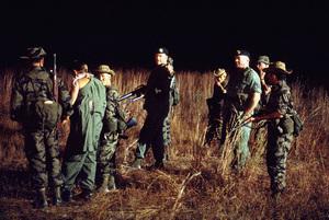 """The Green Berets,"" John WayneWarner Bros. 1967. © 1978 David Sutton - Image 3469_0232"