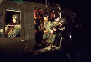 """The Green Berets,"" John WayneWarner Bros. 1967. © 1978 David Sutton - Image 3469_0237"