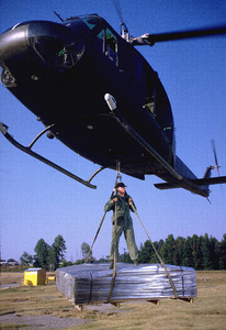 """The Green Berets,"" Warner Bros. 1967.Jim Hutton © 1978 David Sutton - Image 3469_0248"