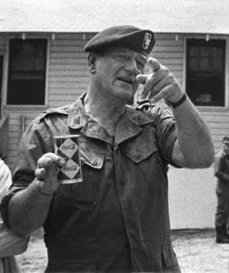 """The Green Berets""John Wayne 1968 Warner Brothers © 1978 David Sutton - Image 3469_0291"
