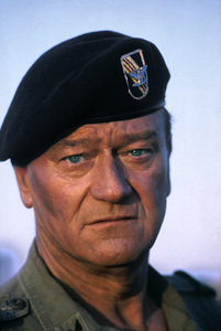 """The Green Berets""John Wayne1967© 1978 David Sutton - Image 3469_0302"