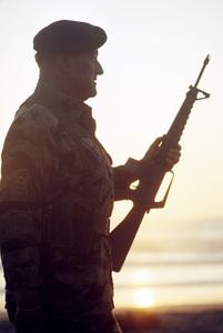 """The Green Berets""John Wayne1968© 1978 David Sutton - Image 3469_0304"