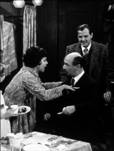"""Gypsy"" Rosalind Russel,Ben Lessy, Karl Malden.1962 Warner Bros. © 1978 Mel Traxel - Image 3471_0115"
