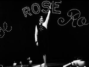"""Gypsy,"" Rosalind Russell1962 Warner Bros. © 1978 Mel Traxel - Image 3471_0118"