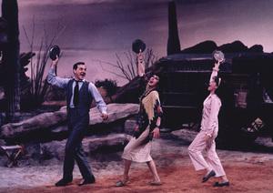 """Gypsy,"" Karl Malden,Rosalind Russell, and Natalie Wood1962 Warner Bros. © 1978 Mel Traxel - Image 3471_0124"