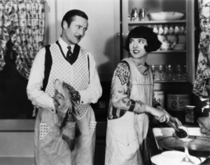 """""""Happiness Ahead""""Edmund Lowe, Colleen Moore1928 First National Pictures - Image 3475_0005"""