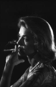 """""""Harper""""Lauren Bacall1966 © 1978 David Sutton - Image 3477_0118"""