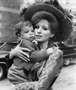 """Hello, Dolly!""Barbra Streisand and son Jason Gould1969 20th Century Fox** I.V. / M.T. - Image 3483_0046"