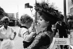 """Hello, Dolly!""Barbra Streisand and son Jason Gould1969 20th Century Fox** I.V. / M.T. - Image 3483_0050"