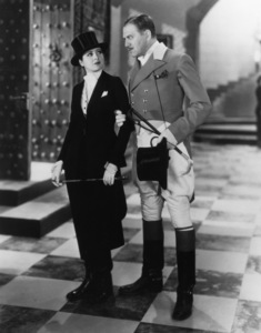 """""""Her Private Life""""Billie Dove, Walter Pidgeon1929 First National Pictures - Image 3484_0035"""