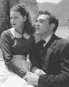 """How Green Was My Valley""Walter Pidgeon & Maureen O"