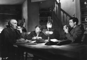 """How Green Was My Valley"" Roddy McDowall & Walter Pidgeon 1941 20th Century Fox **I.V. - Image 3493_0019"
