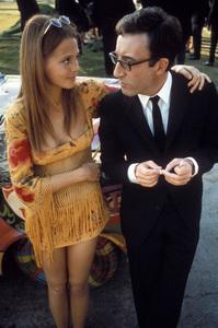 """""""I Love You, Alice B. Toklas!""""Leigh Taylor-Young, Peter Sellers1968 Warner Brothers © 1978 Bruce McBroom - Image 3495_0113"""