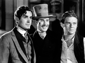 """""""In Old Chicago""""Tyrone Power, Don Ameche1937 20th Century Fox** J.C.C. - Image 3503_0006"""