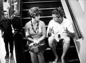 """Rachel, Rachel""Paul Newman directs estelleparson.1968 Warner Brothers - Image 3515_0107"