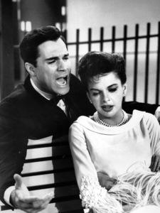 """The Judy Garland Show""Judy Garland and George Mahariscirca 1962**I.V. - Image 3517_0006"