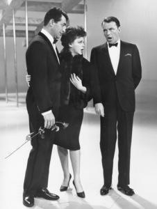 """The Judy Garland Show""Dean Martin, Judy Garland, Frank SinatraCBS 1962**I.V. - Image 3517_0011"
