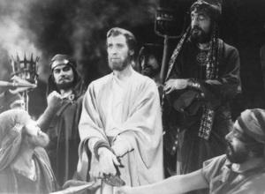 """King of Kings""H.B. Warner as Jesus Christ1927 Pathe/DeMillePhoto By W. MortensenMPTV - Image 3524_0008"