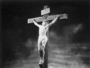 """King of Kings""H.B. Warner as Jesus1927 Pathe/DeMillePhoto By W. MortensenMPTV - Image 3524_0218"