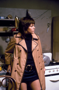 """""""Klute""""Jane Fonda1971 Warner Bros. © 1978 Bob Willoughby - Image 3529_0015"""