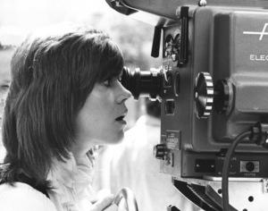 """""""Klute""""Jane Fonda during production 1971 Warner Brothers**I.V. - Image 3529_0387"""