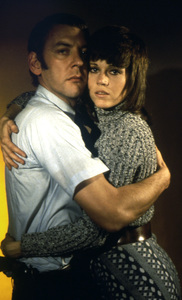 """Klute""Donald Sutherland, Jane Fonda1971 Warner Brothers** I.V. - Image 3529_0390"