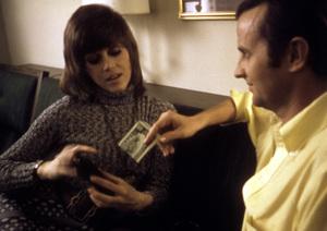 """Klute""Jane Fonda1971 Warner Brothers** I.V. - Image 3529_0393"