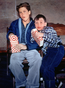 """""""Leave It To Beaver""""Tony Dow, Jerry Mathers1958 CBSMPTV - Image 3545_0051"""