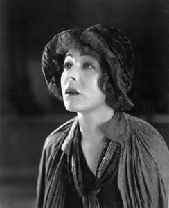 """Madonna of the Streets"" Alla Nazimova1924 First National (Silent Film)**I.V. - Image 3564_0156"