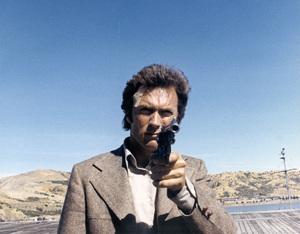 """""""Magnum Force""""Clint Eastwood1973 Warner Brothers**I.V. - Image 3566_0108"""