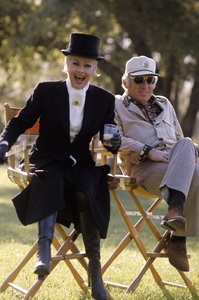 """""""Mame""""Lucille Ball, Gary Morton1974 Warner BrothersPhoto by Mel Traxel - Image 3572_0124"""