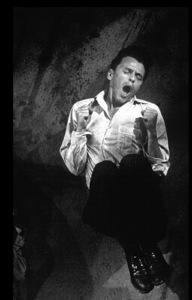 """""""Man With The Golden Arm"""" 1956.Frank Sinatra, withdrawl sequence. © 1978 Bob Willoughby - Image 3575_0004"""