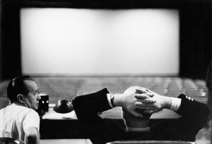 """""""The Man with the Golden Arm""""Editor Louis R. Loeffler, director Otto Preminger1955 United Artists © 1978 Bob Willoughby - Image 3575_0094"""