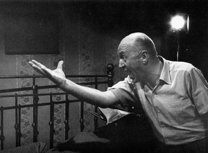 """""""The Man with the Golden Arm""""Director Otto Preminger1955 United Artists © 1978 Bob Willoughby - Image 3575_0105"""