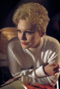 """Kim Novak during the making of """"The Man with the Golden Arm""""1955© 1978 Bob Willoughby - Image 3575_0117"""