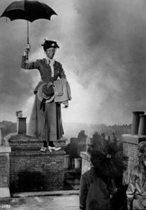 """Mary Poppins""Julie Andrews1964 Disney**I.V. - Image 3581_0001"