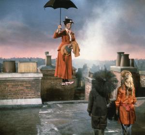 """Mary Poppins""Julie Andrews1964 Disney**I.V. - Image 3581_0026"