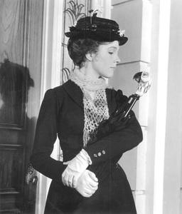 """Mary Poppins""Julie Andrews1964 Disney - Image 3581_0036"