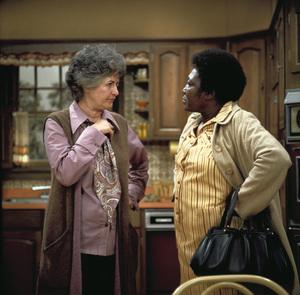 """""""Maude""""Bea Arthur,Esther RolleCirca.1973CBS**H.L. - Image 3584_0015"""
