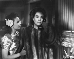"""""""Mildred Pierce""""Ann Blyth, Joan Crawford1945 Warner Brothers**I.V. - Image 3593_0020"""